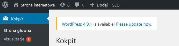 kokpit wordpress